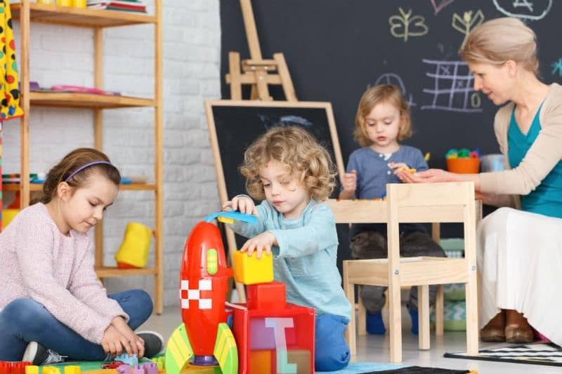 Agent Territorial Spécialisé dans les Ecoles Maternelles