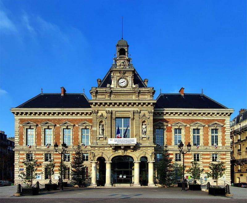 Mairie du 19ème arrondissement de Paris