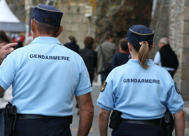 Officier de Gendarmerie